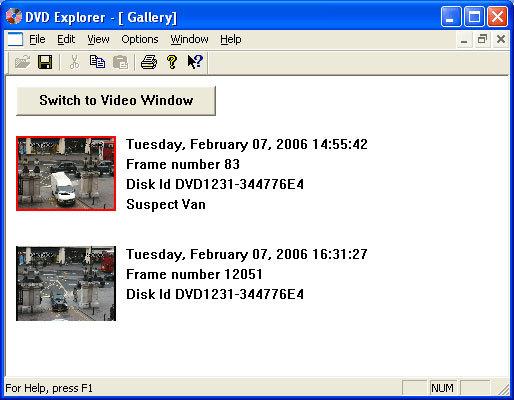 DVD-Explorer Gallery