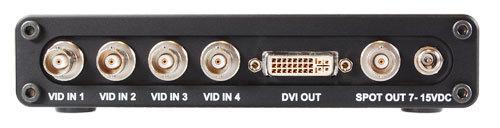 FourSight-DVI Rear View